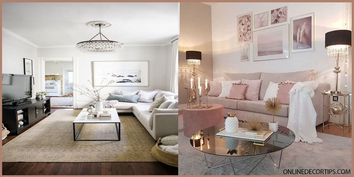 10 Stylish Tips For Small Living Room Makeover | Home Decoration